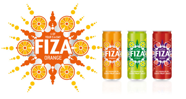 Fiza Branding Design