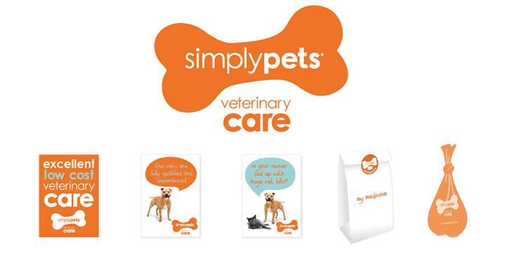 Branding Design Simply Pets