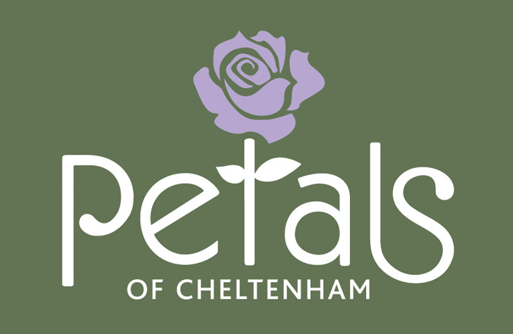 Petals graphic design Gloucestershire