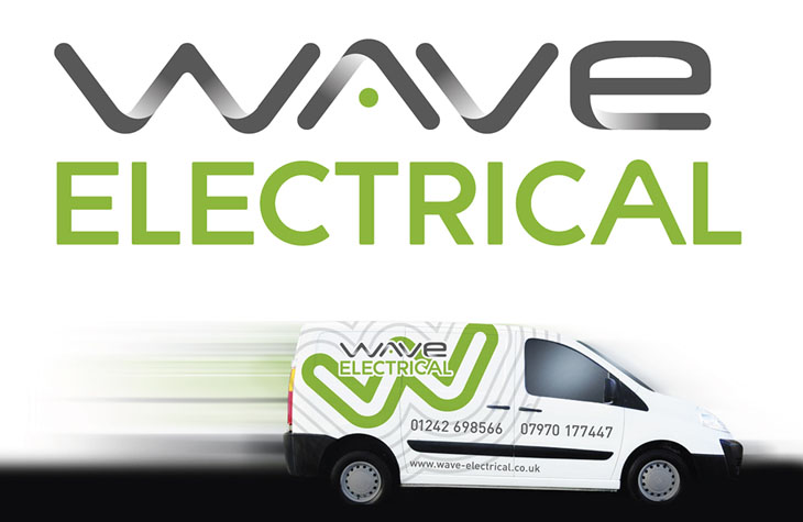 electrician graphic design Gloucestershire